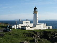 Rubha Reidh Lighthouse - geograph.org.uk - 602449.jpg