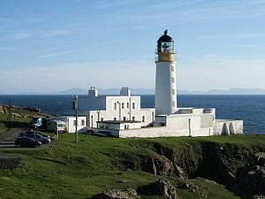 Rua Reidh Lighthouse - Rua Reidh Lighthouse