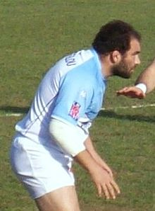 alt=Description de l'image Rugby Salvatore Perugini.jpg.