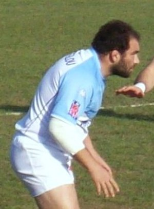 Salvatore Perugini - Image: Rugby Salvatore Perugini