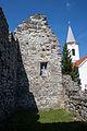 Ruins of Saint Peter twin church, Evangelic church, Dörgicse -2.jpg