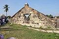 Ruins of wall inside - Kalpitiya Dutch Fort in Sri Lanka.jpg