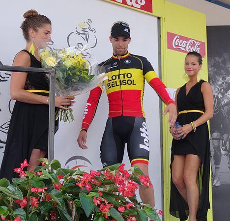 Rumillies (Tournai) - Tour de Wallonie, étape 1, 26 juillet 2014, arrivée (C01).JPG