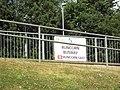 Runcorn busway, Runcorn East railway station stop - DSC06727.JPG