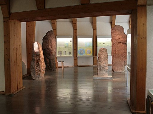 Runensteine Wikinger-Museum Haithabu
