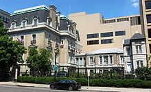 Embassy of Russia in Washington, D C  - Wikipedia