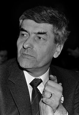 Ruud Lubbers in 1986
