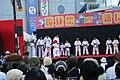 Ryukyu Matsuri in Shin-Nagata Oct09 035.JPG