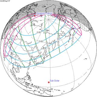 Solar eclipse of April 11, 2051