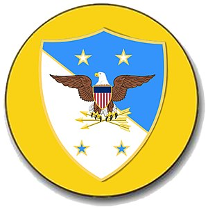 Senior Enlisted Advisor to the Chairman - Senior Enlisted Advisor collar brass insignia