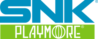 SNK - SNK Playmore logo from 2003 to 2016