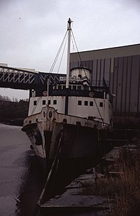 SS Manxman at Pallion Engineering, Sunderland - geograph.org.uk - 264390.jpg