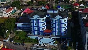 Trinidad and Tobago Police Service - San Fernando police headquarter