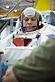 STS-130 Behnken prepares for NBL training session.jpg