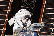STS-134 EVA1 Andrew Feustel 5