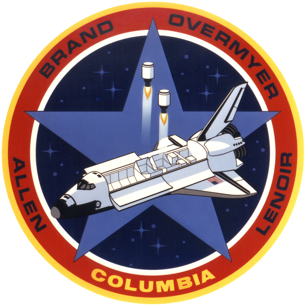 space shuttle columbia crew on tool time - photo #48