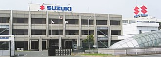 Suzuki - Suzuki  headquarters in Hamamatsu
