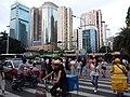 SZ 深圳 Shenzhen 羅湖 Luohu 嘉賓路 Jiabin Road August 2018 SSG 21.jpg