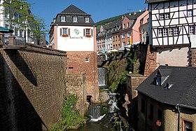Sarrebourg allemagne wikip dia for Restaurant la piscine sarrebourg