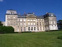 Photo du Château de Sablé.