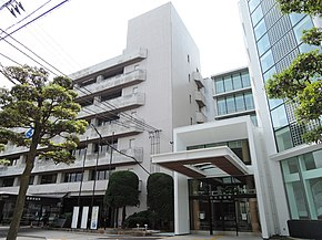 Saijyo city hall.JPG