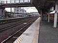 Saijyo station platform No3.4 (sanyo line).JPG
