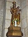 Saint-Aulaye église statue.jpg