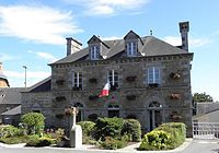 Saint-Quentin-sur-le-Homme (50) Mairie.jpg