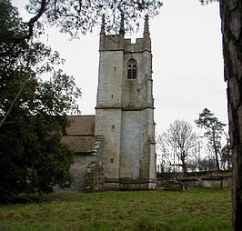 Saint Giles in Imber