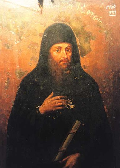 Venerable Moses the Wonderworker of the Kiev Caves.