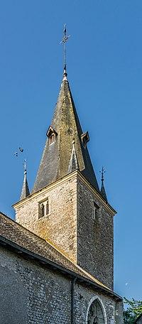 Saint Peter church of Ouchamps 01.jpg