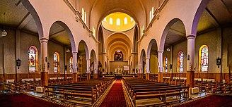 Bsharri - Saint Saba cathedral Bsahrri