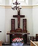 Saint Stephen church in Barwice, altar.jpg