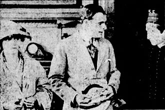 Saints and Sinners (1916 film) - Scene from the film