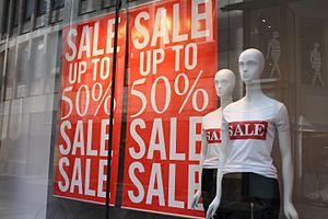 Discounts and allowances - Seasonal Sales promotion