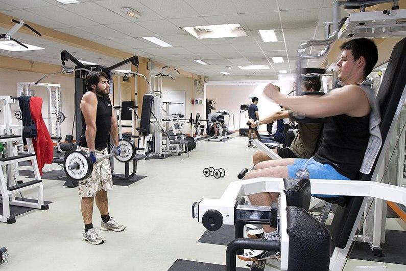 Salle de musculation de l'École polytechnique.jpg