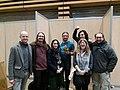Salon Primevère 2019 - Les Wikimédiens qui ont fait la fermeture.jpg