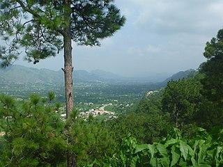 Samahni Valley A valley in Azad Kashmir