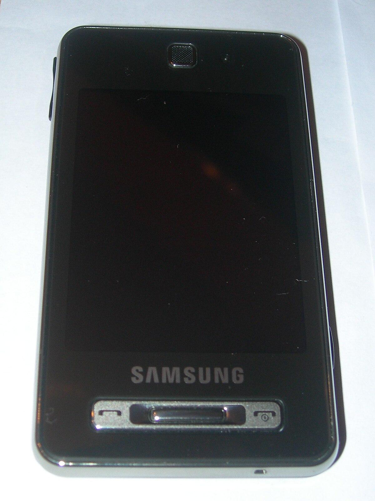 Samsung SGH-F480 - Wikipedia