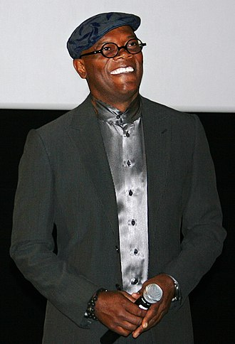 Samuel L. Jackson - Jackson at the premiere for Cleaner in Paris, April 2008