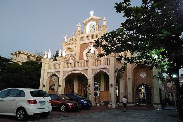 File San Andres Apostol Parish Church Jpg Wikimedia Commons