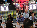 San Diego Comic-Con 2011 - Sons of Anarchy cast (Fox booth) (6039794394).jpg