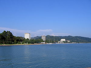 United Nations Security Council Resolution 1077 - Sukhumi in Abkhazia