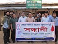 Sandhani, Cox.M.C.U members conducted motivation programme at Kutupalong UN Refugee camp, Cox's Bazar.jpg