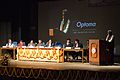 Sanjay Gopal Sarkar Addressing - Inaugural Function - Bengali Wikipedia 10th Anniversary Celebration - Jadavpur University - Kolkata 2015-01-09 2570.JPG