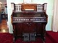 Sanm SAS saldhna organ used in chapel at training camp.jpg