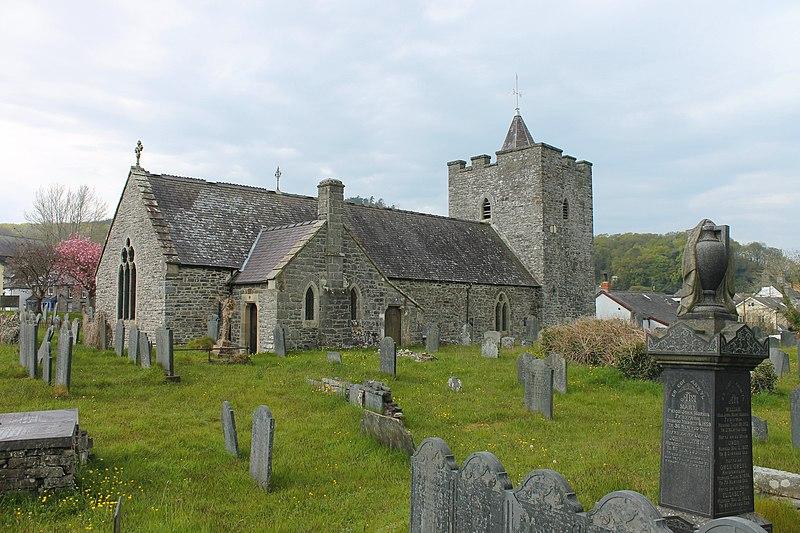File:Sant Ilar (st ilar) ('St Hilary's Church' is NEVER used), Llanilar, ger near Aberystwyth, Ceredigion, Cymru 25.JPG
