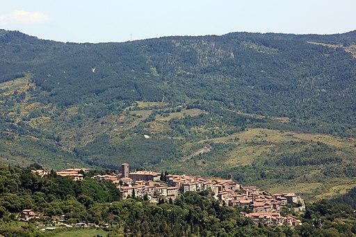 Santa Fiora Panorama