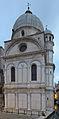 Santa Maria dei Miracoli facciata nord Venezia notte.jpg