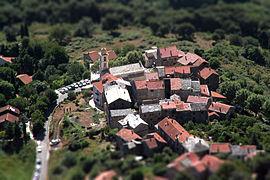 Aerfoto de Santa-Maria-Poggio